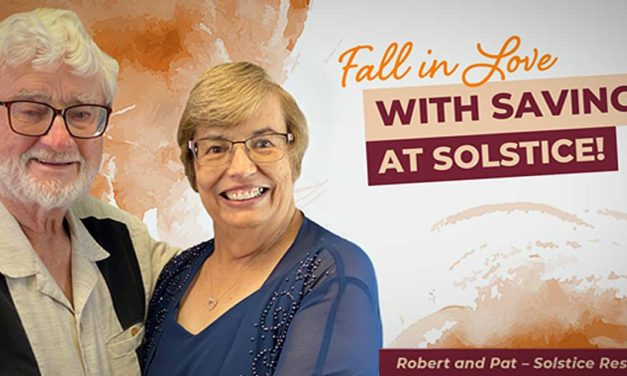 Fall in Love with savings at Solstice Senior Living at Normandy Park!